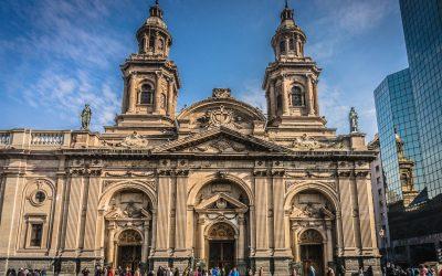 As raízes da história chilena na Catedral de Santiago